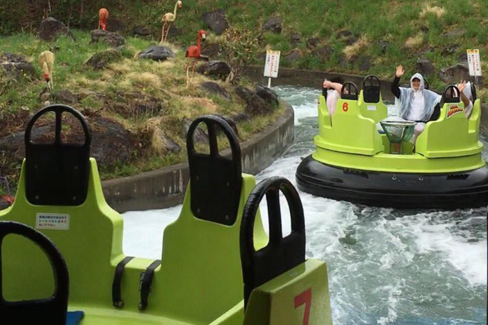 Interlink New Ride : Rapid River Adventure at Nasu Highland Park 5