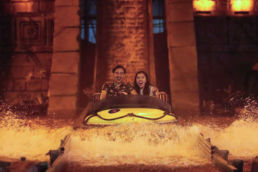 Interlink Superflume at Trans Studio Bandung