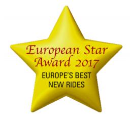 Interlink Kirmes Award 2017 - Europes Best New Rides