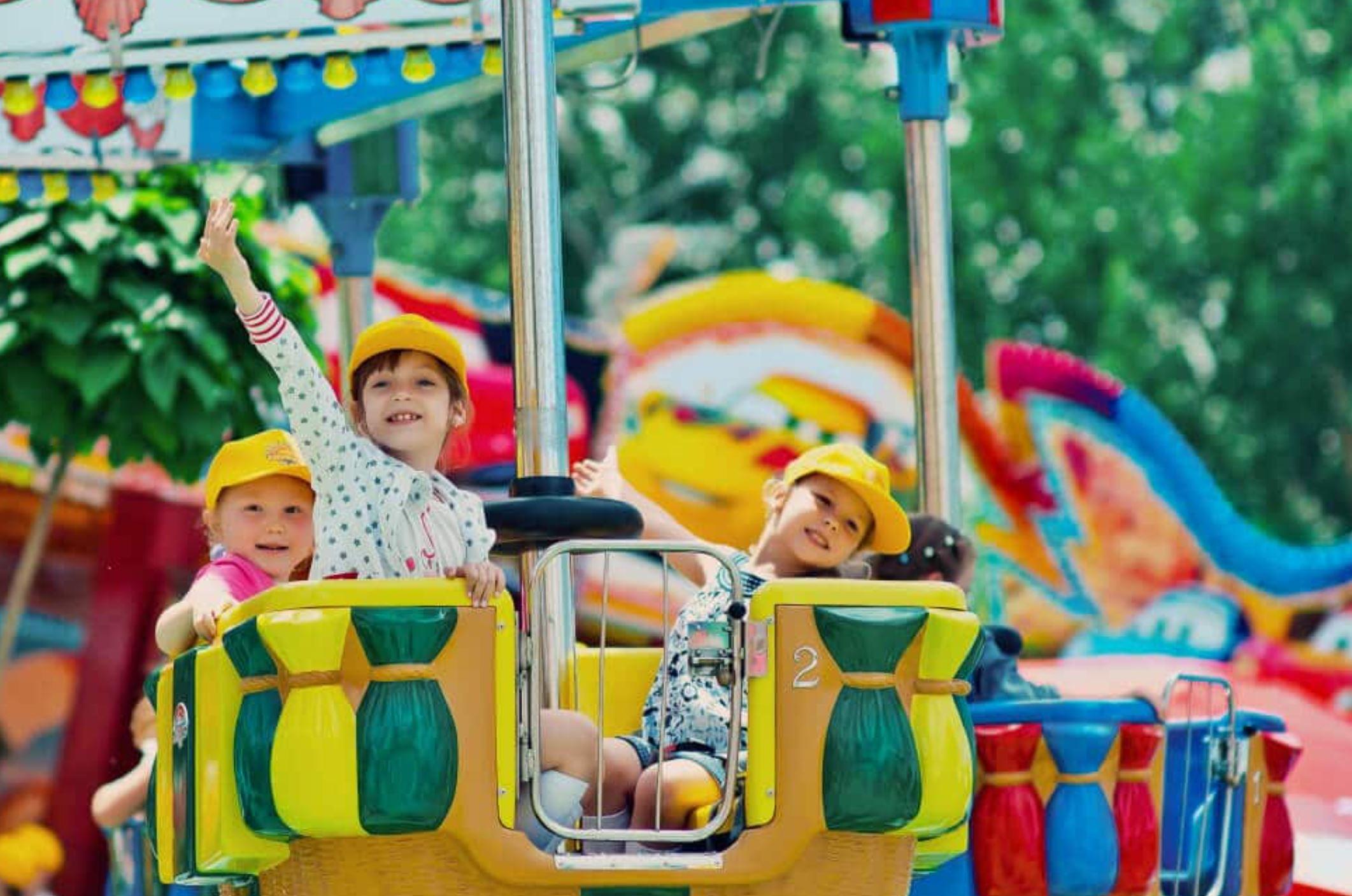 Interlink Used ride : Samba Balloon