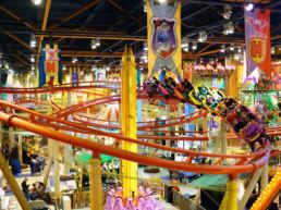 Interlink Used Ride : Junior Coaster photo 3