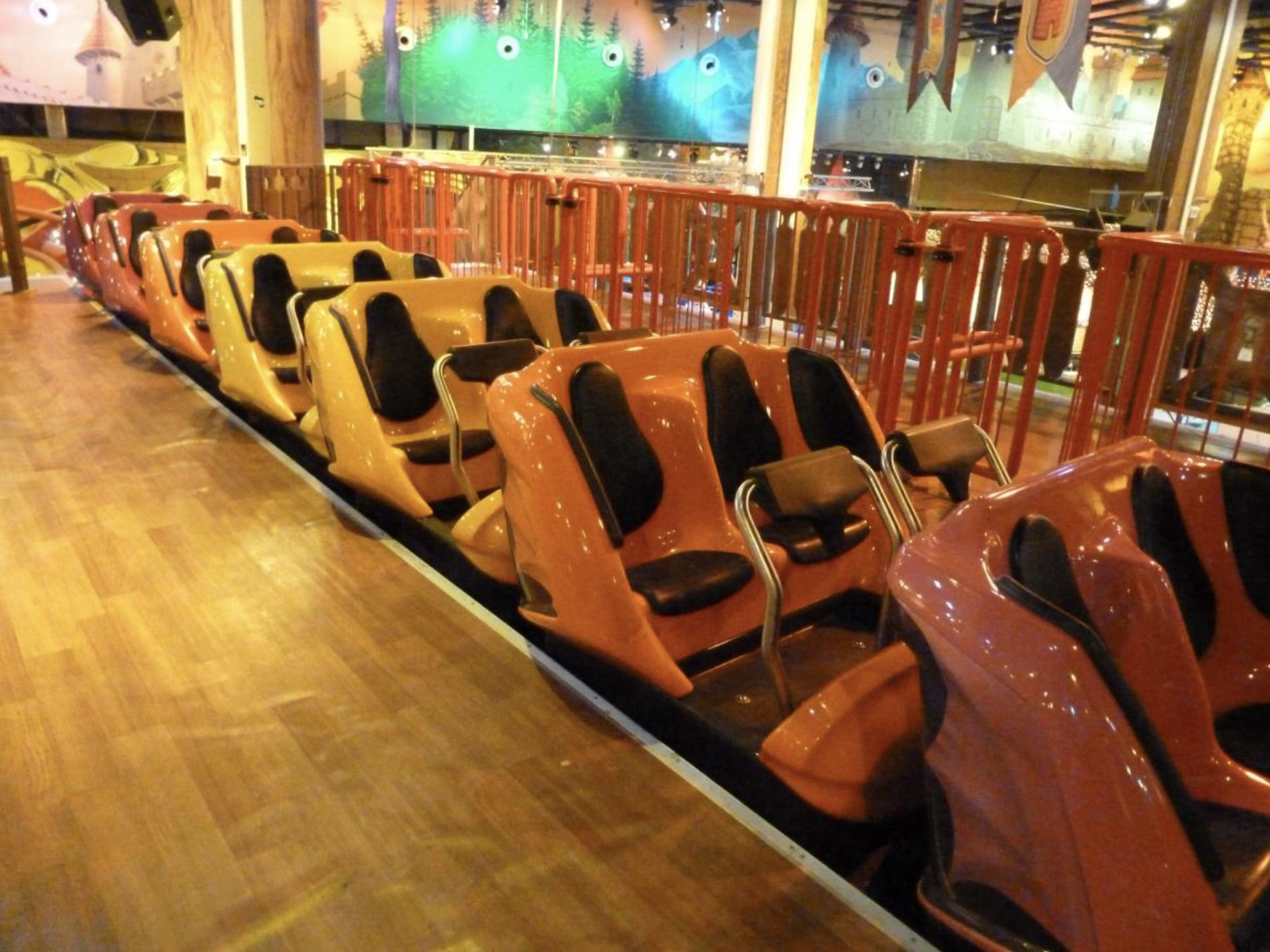 Interlink Used Ride : Junior Coaster photo 2